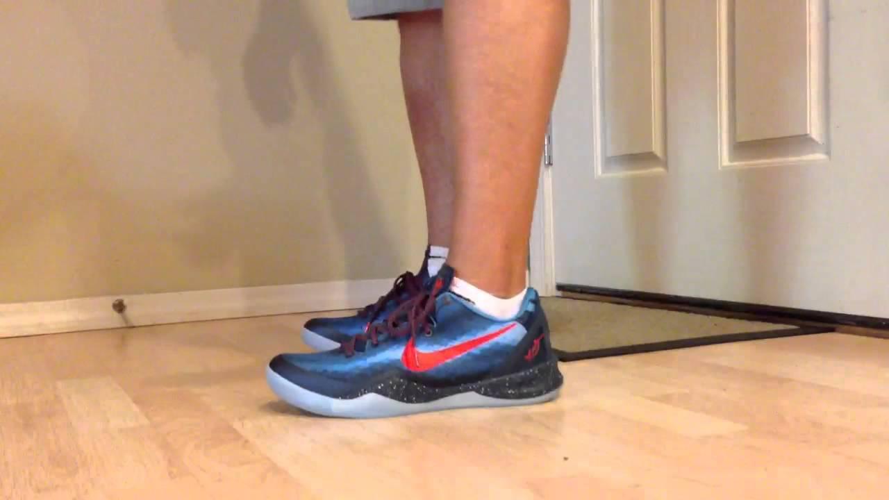 5893e57e13d8 On Foot Review  Nike Kobe 8