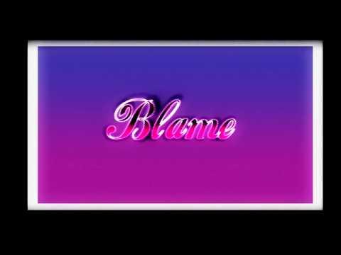 jesse rutherford- Blame (Instrumental)