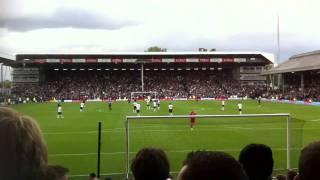 Fulham - Tottenham 1:2 [16/10/10]