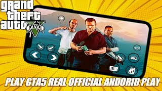 GTA5 REAL OFFICIAL HOW TO PLAY YOUR ANDORID PHONE WATCH THIS VIDEO 100%WORKING