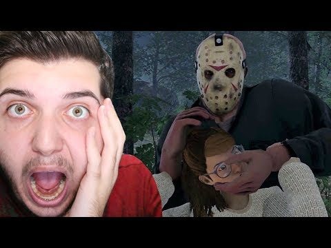 JASON'DAN KAÇMAK!! (Friday The 13th)