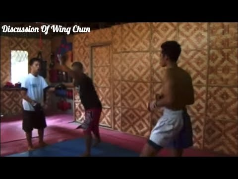 Muay Thai vs Wing Chun - A Fight Analysis And Discussion