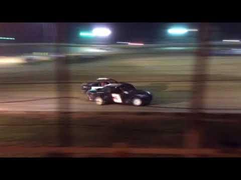 Sean Boyce Feature Charleston Speedway 7/12/17