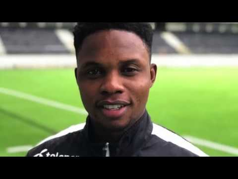 Michael Ogungbaro - Velkommen til Start