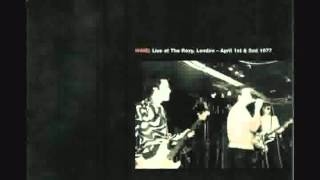 Wire - Live at The Roxy, London - April 1, 1977 - FULL SET - HD Audio