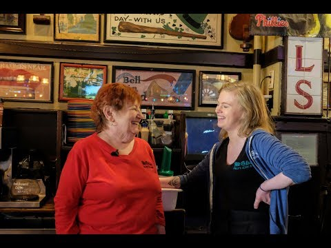 Grandmother And Granddaughter Work At The Same Philly Bar