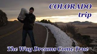 Colorado Trip | Дорога в Колорадо | Техаская пустыня и Вулкан в Нью Мексико(, 2015-03-17T14:00:01.000Z)