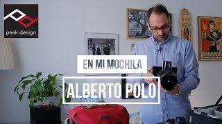 En mi mochila: Alberto Polo