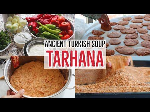 Turkish Tarhana Recipe | Turn Veggies In To A Fermented Soup & Use Year Long!