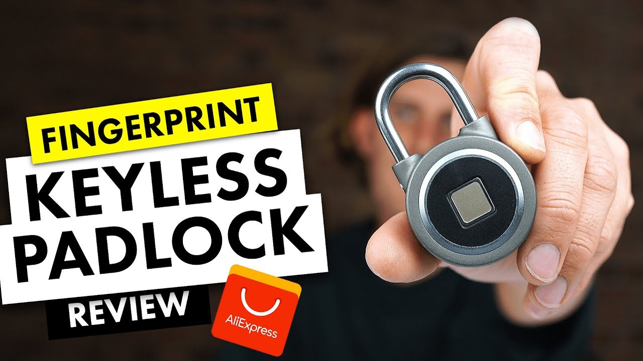 OPEN PADLOCKS WITH YOUR FINGERS | ALIEXPRESS REVIEW