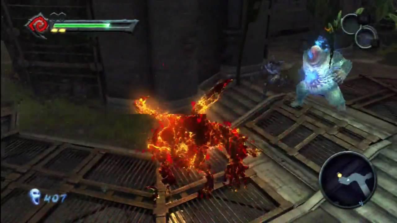 Darksiders : Wrath of War Gameplay / Walkthrough - Part 32 on the PS3 in HD