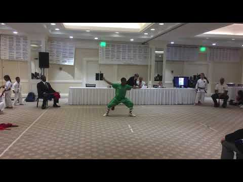 Bermuda Open Karate Championships, April 22, 2018