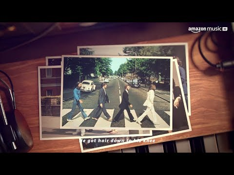 Celebrating the anniversary of our 1969 classic 'Abbey Road' with Amazon Music HD