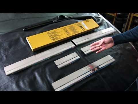 видео: Видео инструкция по установке накладок на пороги автомобиля ford c-max
