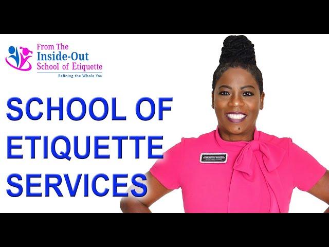 Learn Right Etiquette from Certified Etiquette Expert |Etiquette School for Girls Boys, & Adults