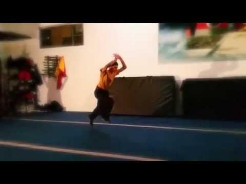 Gymnastics Flips -