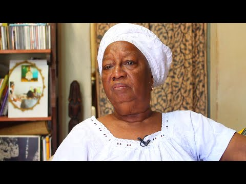 Documentário A dona do terreiro