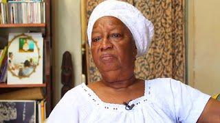 Documentrio A dona do terreiro