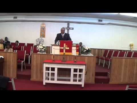 Minister Milller - FTBC Williamstown, NJ