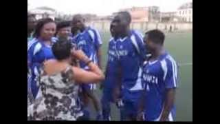 PMAN vs Nollywood, A Novelty Match for Fatai Rolling Dollars - Festour
