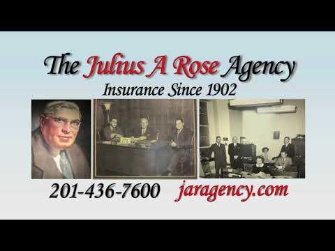 The Julius A Rose Agency Bayonne NJ 201-436-7600 jaragency.com jar agency