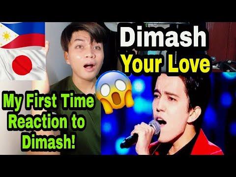 Dimash Kudaibergen - Your Love (премьера) [FIL-JAPAN 日本 Reaction]