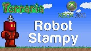 Terraria Xbox - Robot Stampy [134]