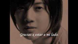 [SS501] Kim Hyun Joong (Thank You) Gracias subespañol Mp3