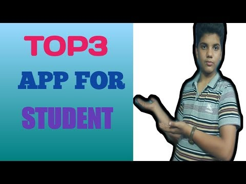 Top 3 app for student ||Technical khan
