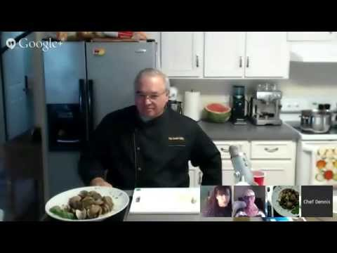 Around the Kitchen Table - How to make Clams with Spaghetti