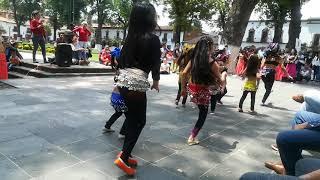 Danza árabe infantil