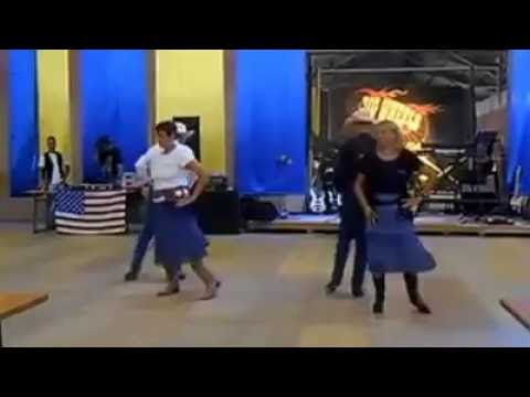 Head Over Boots (Partner Dance)