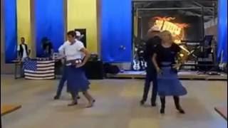 Head Over Boots (Partner Dance)