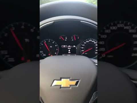 2016 Chevy Malibu Turbo 0 60
