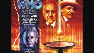 Big Finish - Doctor Who - Gods and Monsters - Trailer