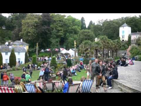 Festival No. 6, 2012 montage + Jane Weaver's The Fallen By Watchbird