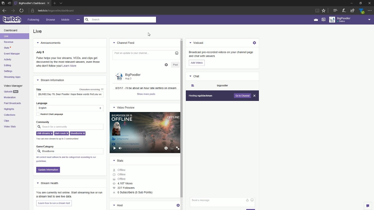 How To Stream To Twitch: How To Find Your Twitch Stream Key