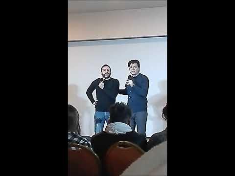 Le Imitazioni Di Francesco Cicchella Ospite Al Village Music Academy