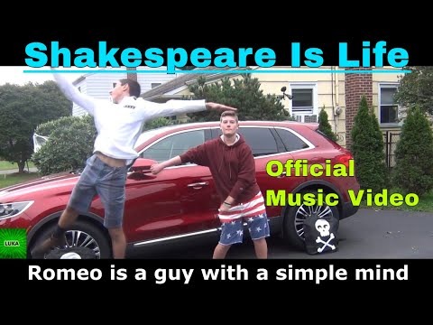 """Shakespeare Is Life"" (Ft.TheRealGmoney) - Official Music Video"