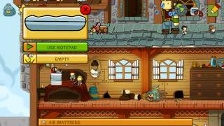 Scribblenauts Unlimited Playthrough - Story Book Keep