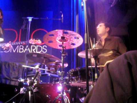 Mark Guiliana Beat Music with Jeff Taylor - Techno Funk Improv
