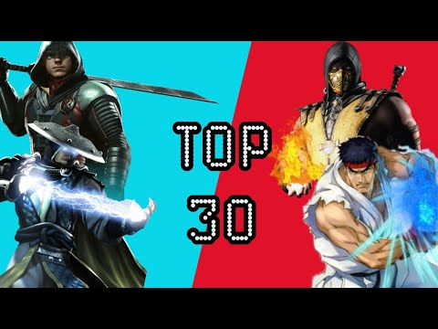 Top 30 Fighting Games For Android/Ios (2020)  (Online/Offline)    Best Fighting Games For Android!!!