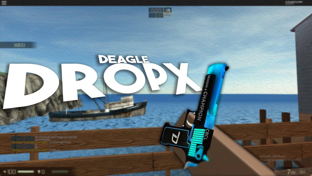 [1080p 60FPS] CBRO Deagle | DropX SHOWCASE!