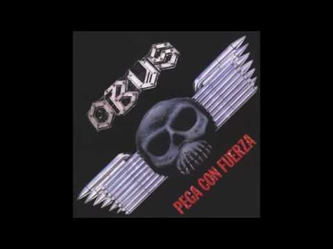 Obus - Pega Con Fuerza (1985) Full Album