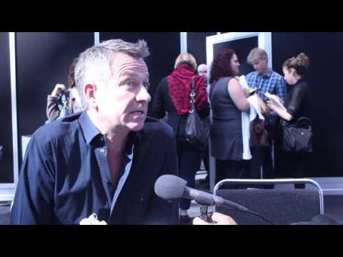 Sean Pertwee discusses his version of Alfred Pennyworth in