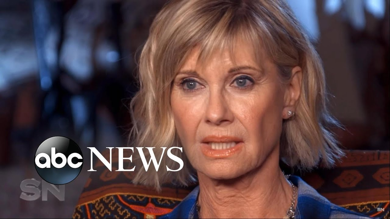 Olivia Newton John Reveals That Her Breast Cancer Has Returned Youtube