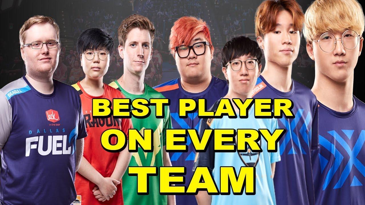 Best Overwatch Player