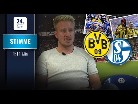 Revierderby - Das erwartet Ex-Bundesliga-Profi Mike Hanke