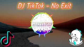 DJ No Exit - Pergi (Rasa Ini Yang Tertinggal Selamanya) FULL BASS TikTok