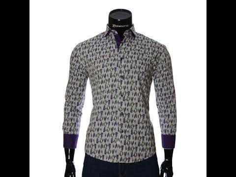 Мужские рубашки с коротким рукавом 2015. Купить в TOM TAILOR .